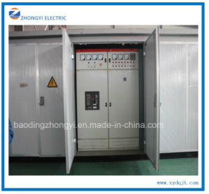 China Factory Price Ggd Withdrawable Indoor Power Control Center Electrical Low-Voltage Switchgear pictures & photos
