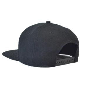 Custom High Quality Flat Brim Promotional Snapback Cap pictures & photos