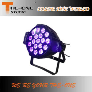 Battery Powered Wirelss DMX LED Wedding Decoration Light pictures & photos