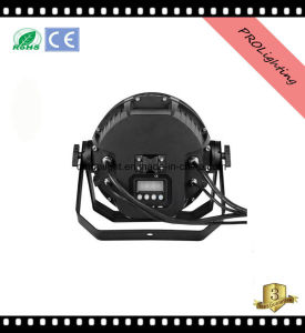IP65 Waterproof High Brighness LED PAR Can Lights Outdoor Stage Lighting 84 * 3W RGB 3-In1 pictures & photos