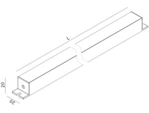 LED Profile Bar for Commerical Lighting Store pictures & photos