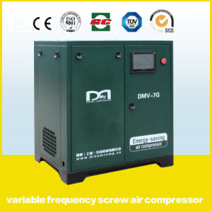 Permanent Magnetic Frequency Screw Air Compressor pictures & photos