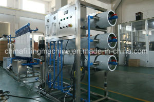 Hot Sale Purified Drinking Water Treatment Equipment with PLC Control pictures & photos