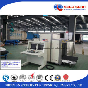 Security Baggage X-ray scanning system for customs department, ministry pictures & photos