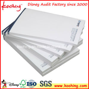 Logo Company Head Letter Sheets Memo & Note Pad pictures & photos