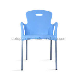 Commercial Various Colors Restaurant Chair with Metal Feet (SP-UC032) pictures & photos