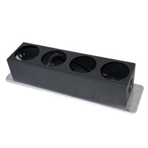 Hotel Wall Junction Box Multifunction Desktop Socket Information Box USB VGA Video LAN Socket pictures & photos