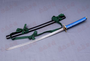Anime Bleach Sword/Cartoon Cosplay Sword/Display Sword pictures & photos