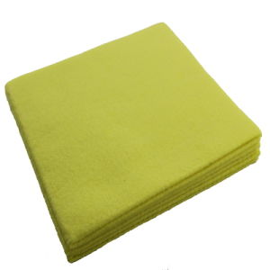 Household Reusable High Absorption Needle Punched Nonwoven Fabric Kitchen Cleaning Cloth pictures & photos
