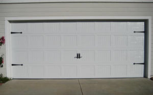 Home Depot Building Material Galvanized Steel Remote Control Roller Shutter Doors (Hz-FC0365) pictures & photos