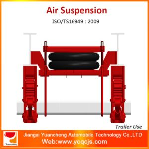 165-510mm Mounting Height Leaf Spring Structure Lifting Trailer Suspension pictures & photos