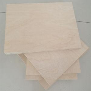 Furniture Birch Plywood Popar Core Plywood E1 Glue pictures & photos