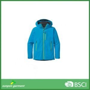 Hot Design High Quality Outdoor Mens Functional Softshell Jacket pictures & photos