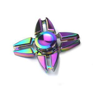 EDC Hand Spinner Finger Spinner Fidget Spinner pictures & photos