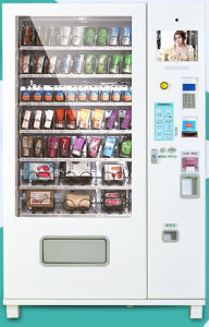 Stainless Combo Vending Machine for Packed Legging and Bikini pictures & photos