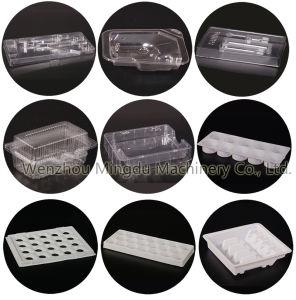 Plastic Medicine Tray Making Machine pictures & photos