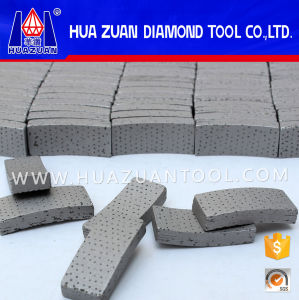 Diamond Segment for Granite Block Cutting and Sandwich Diamond Segment pictures & photos