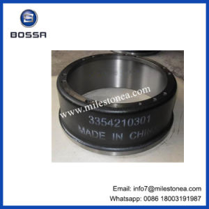 Heavy Truck Parts for BPW Brake Drum OEM 3354210301 Brake Drum Supplier pictures & photos