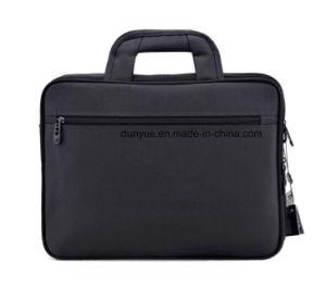 Factory Supplier Durable Nylon Laptop Messenger Bag, OEM Multifunctional Notebook/Laptop Briefcase/Single Shoulder Bag for Business Trip pictures & photos