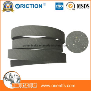 Non Asbestos Molded Brake Lining in Roll pictures & photos