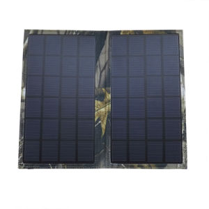 Outdoor Portable Bag Folding 6W Solar Panel Charger for iPhone 6 7 Smartphone pictures & photos