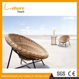 Modern Outdoor Comfortable Leisure Hand-Weaved Wicker Chair pictures & photos