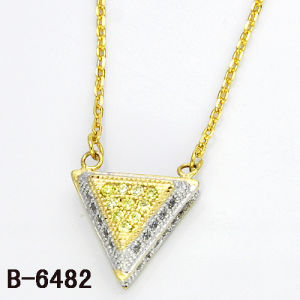 New Arrivals Fashion Jewelry Pendants Micro Pave Setting CZ. pictures & photos