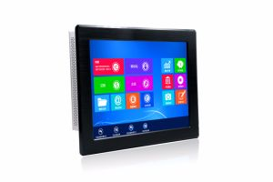 Industrial Touch Screen Panel PC, 15.6 Industrial Tablet PC, J1900 Tablet Kiosk pictures & photos