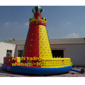 OEM Factory Inflatable Water Rock Climbing for Foreign Trade pictures & photos