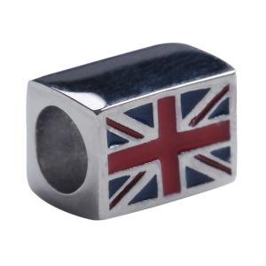 Enamel Charms National Flag Design Bead Fit European Bracelet pictures & photos