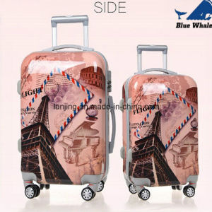 New Design ABS+PC Travel Luggage Bag Trolley Luggage/Suitcase pictures & photos