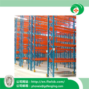 Automatic Steel Radio Shuttle Racking System for Warehouse pictures & photos