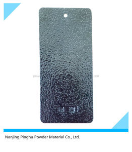 Red/Blue Powder Coating with Orange-Peel Texture pictures & photos
