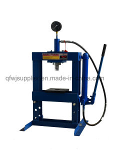 10t Hydraulic Press with Gauge pictures & photos