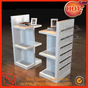 MDF Makeup Cabinet Cosmetic Display Stand pictures & photos