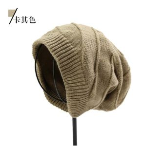 2016 Beautiful Slouch Beanies Knitted Custom Winter Knitted Hat pictures & photos