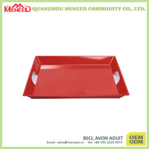 Big Size Durable Use Hard Plastic Servicing Tray pictures & photos