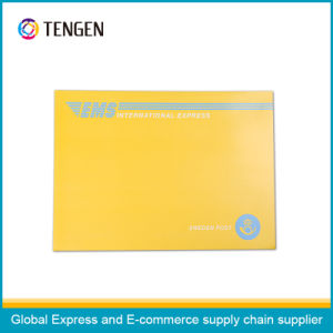 Cardboard Envelope with Different Cmyk Color Printing pictures & photos