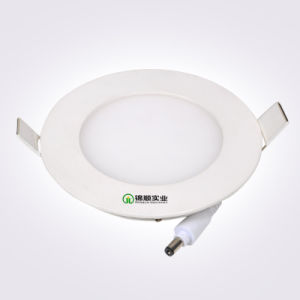 High Quality Slim Round LED Panel Light 3-24W LED Ceiling Light pictures & photos