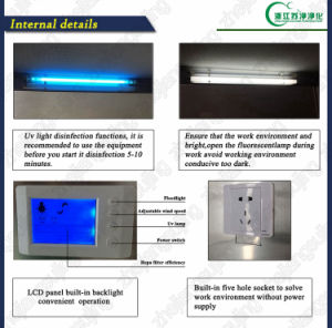 Clean Biological Safety Cabinet with Medical Production (BSC-1600IIB2) pictures & photos