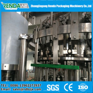 3 in 1 Small Capacity Automatic Beer Filling Machine pictures & photos