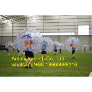 Sport Games Inflatable High Quality Hot Kids Giant Bumper Ball pictures & photos