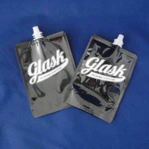 Stand up Pouch with Spout Clear Drink Plastic Spout Pouch Wholesale pictures & photos