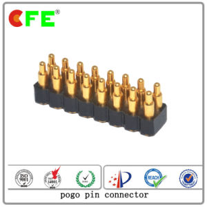 SMD Spring Loaded Connector for Medical Equipment pictures & photos