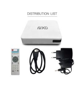 Smart TV Box X8 Quad-Core Support 4k/2k TV Receiver pictures & photos