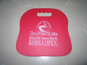 NBR Foam Stadium Cushion Seat Mat with Logo