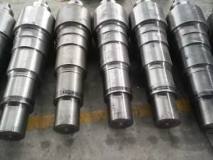 Die Forging Carbon Steel Shaft pictures & photos