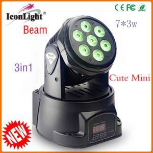 Small LED Wash Moving Head Light for Disco pictures & photos