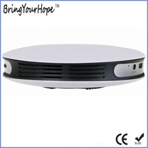 Round Wi-Fi Portable Intelligent Projector (XH-MSP-004) pictures & photos