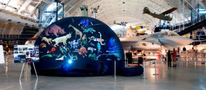 Portable Planetarium Inflatable Dome Tent pictures & photos
